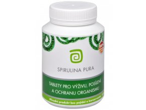 Chlorella Centrum Spirulina Pura 150 g