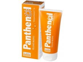 Dr. Muller Panthenol tělové mléko 7 % 200 ml