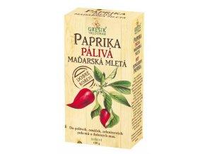 Grešík Paprika pálivá maďarská mletá 100 g