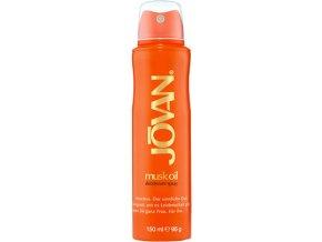 Jovan Musk Oil dámský deodorant spray 150 ml
