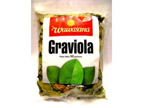 Aurandina Graviola bylinný čaj 50 g