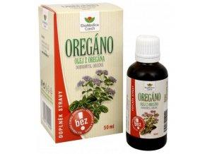 EkoMedica Oregáno (Dobromysl obecná) olej 50 ml