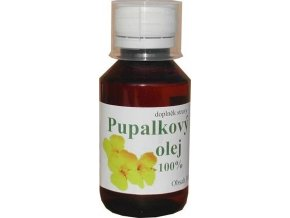 MedinTerra Pupalkový olej 100% 100 ml