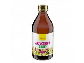 zazvorovy sirup wolfberry 250 ml