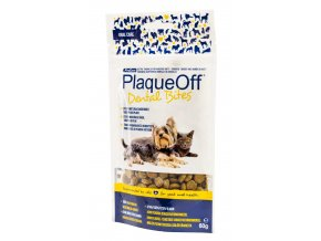 PlaqueOff™ Dental Bites 60 g