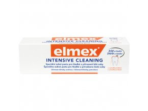 Elmex Zubní pasta Intensive Cleaning 50 ml