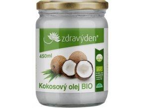 ZdravýDen® BIO Kokosový olej