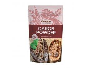 Dragon superfoods Bio Karob prášek Raw 200 g