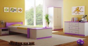 Detská izba Masív
