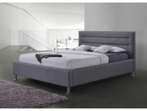 Čalúnená manželská posteľ LIDEN