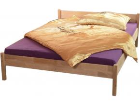 Drevená posteľ Torus / 160x200