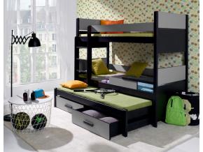 Detská poschodová posteľ Augusto 1