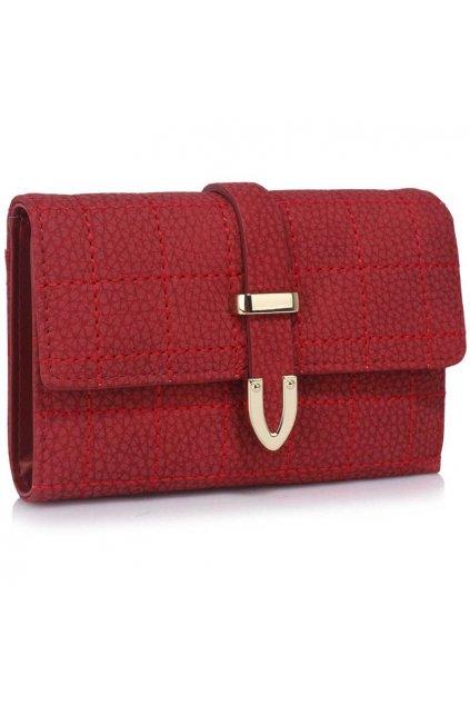 Peňaženka Dominica červená LSP1075