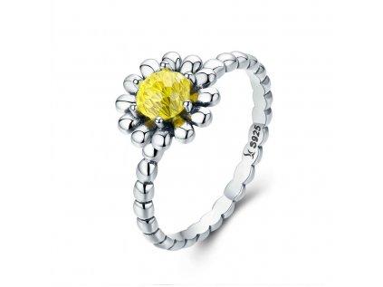 Royal Fashion prsten Sedmikráska SCR238