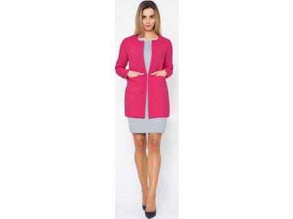 Bass kabát MM-113906 růžová