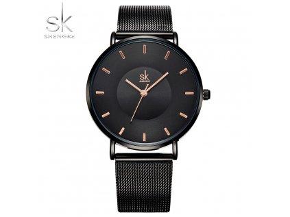 SK Shengke hodinky Ultra Slim K0059_L03_BLACK