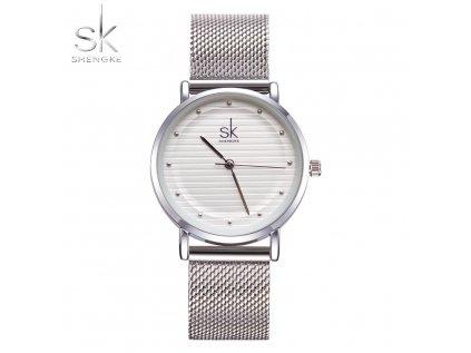 SK Shengke hodinky Fashion Silver K0049_SILVER