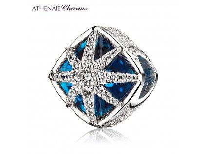 Athenaie přívěsek Křišťálová ledová krása PAV121