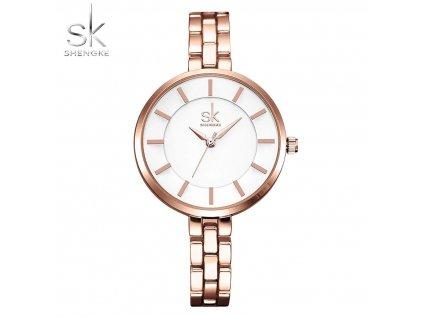 SK Shengke hodinky Melisa K0009_ROSEGOLD