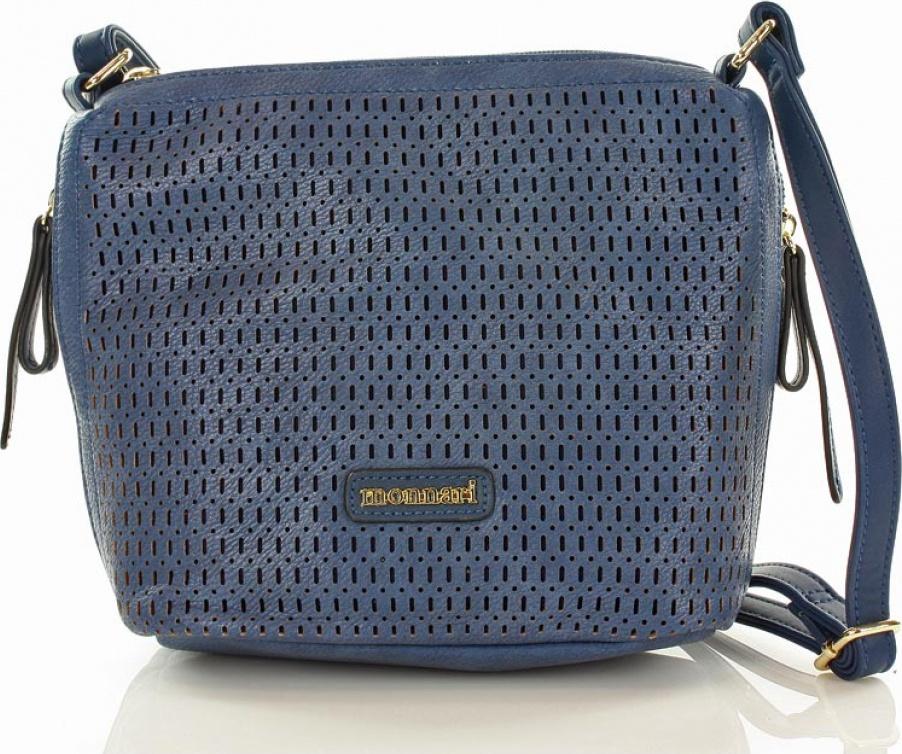 057a6ad009 Monnari kabelka listonoška MM-107854 modrá Velikost  Univerzální